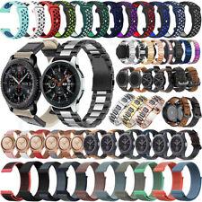 AU Replacement Wrist Band Watch Strap for Garmin Vivomove HR / Vivoactive 3 20MM