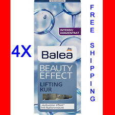 4x Balea Beauty Effect Lifting Kur Intensive Concentrate - Best Deal on eBay