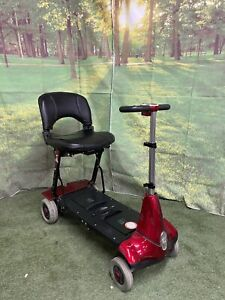 ** Monarch Mobie Folding Travel Mobility Scooter Lithium Battery Fold Up **