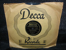 BING CROSBY Now Is The Hour b/w Silver Threads Among The Gold (1950 U.S 10inch)