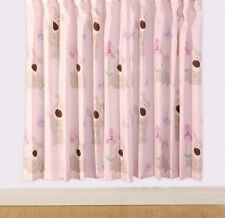 Boofle 'Spring' 66 X 54 Inch Drop Curtain Pair Kids Bedroom Matching New Gift