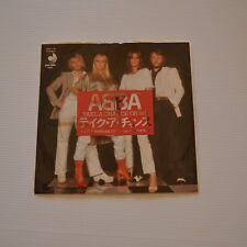 "ABBA - Take chance on me - 1977 7"" JAPAN"