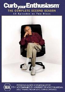 Curb Your Enthusiasm : Season 2 (DVD, 2004, 2-Disc Set)