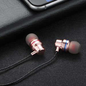 Universal Type C USB-C Wired Stereo Headset In-ear Earphone Handfree Headphone