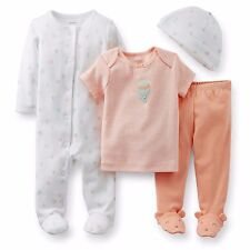 Carter's 4-piece Outfit Set (GBC-B02) - Air Balloon Collection, Size: 6 months