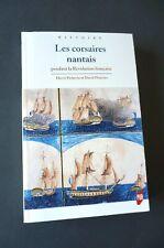 Marine les corsaires nantais pendant la Révolution Française Pichevin Plouviez