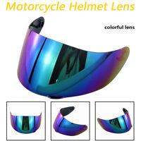 Motorcycle Helmet Full Face Shield Lens Visor Anti-glare/UV For K1 AGV K5 K3SV