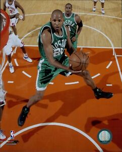 Ray Allen Boston Celtics Licensed NBA Unsigned Glossy 8x10 Photo B