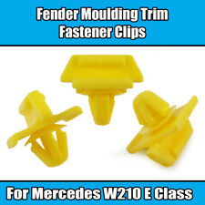 50x Clips for Mercedes W210 E Class Fender Moulding Trim 1000441 0019886081