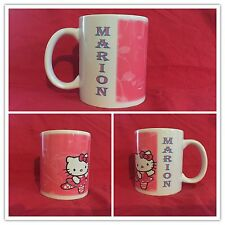 Mug ( Tasse ) personnalisé Hello Kitty  avec prenom