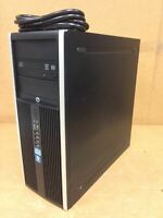 Hp Compaq 8200 Elite Cmt Intel Core I5 3.30Ghz 4Gb RAM DVDRW No HDD QTY AVAILABL