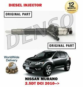 FOR NISSAN MURANO 2.5DT DCi Z51 YD25 2010 > NEW DIESEL ORIGINAL INJECTOR