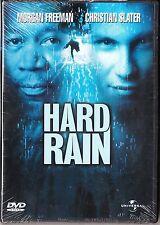 HARD RAIN de Mikael Salomon (dvd nuevo)