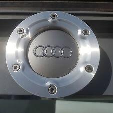 *NEU* 4x Audi silber TT Nabendeckel Nabenkappen 6 Arm 147mm 8N601165A