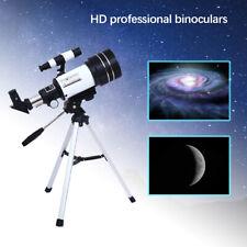 70mm Astronomical Telescope F30070 w/ Tripod Zoom HD Outdoor Monocular Moon