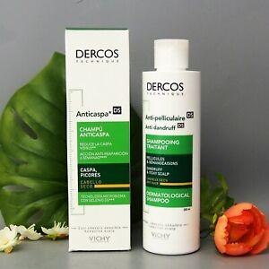 *DRY HAIR*  VIchy DERCOS Anti-Dandruff DS Shampoo for Dry Hair 200ml, 6.76oz