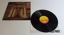 Judas Priest Sin After Sin Vinyl LP A2 B1 Pressing - EX