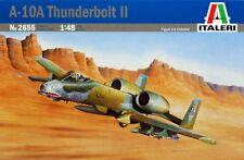 A-10A Thunderbolt II 1/48 Italeri model kit