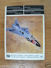 AIRCRAFT SUPERSONIQUES,BELL X-1 YEAGER,DUKE HAWKER HUNTER,SONDERMAN,BEAMONT,MAY,