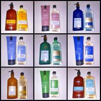 Set of 2 Bath and Body Works Aromatherapy Lotion Cream Wash Lot