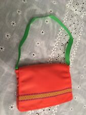 American Girl Doll Authentic Laptop Beach School Purse Bag Fits Bitty Baby Twins