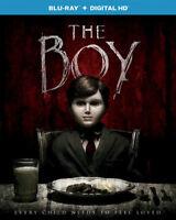 The Boy [New Blu-ray] UV/HD Digital Copy, Digitally Mastered In Hd, Digital Co