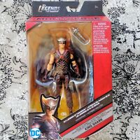 HAWKMAN Legends of Tomorrow DC Comics Multiverse 6 in. Figure BAF KING SHARK