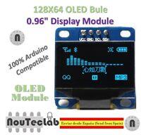 OLED Display 128X64 OLED LCD LED Display Module For Arduino I2C IIC SPI Serial