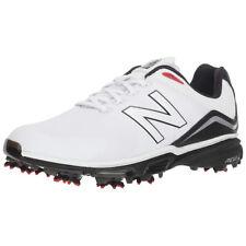 New Balance Tour NBG3001 Couro Masculina Microfibra sapatos de golfe, novo em folha