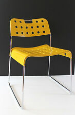 Mid Century Omkstak Chair 70's British Rodney Kinsmen Made in Italy Iconic!