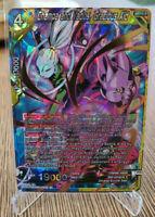 Champa and Vados, Gracious Aid NM BT7-119 Dragon Ball Super Card SR