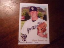 2010 HELENA BREWERS Single Cards YOU PICK FROM LIST $1 to $2 each OBO
