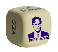 The Office Dwight Schrute Promo Desk Decision Maker Squeezy - Stress reliever