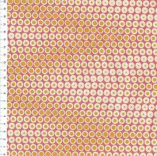 """(€ 16,00/m) Deko- und Patchworkstoff - Free Spirit """" Bungalow """" - 25 x 110cm"""