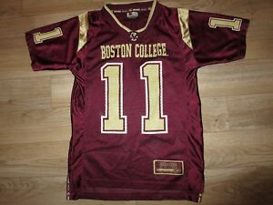 Boston College Eagles #11 NCAA Football Jersey Youth S 8-10 children