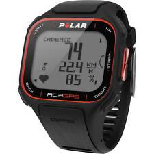 Cardiofrequenzimetro Polar Mod RC3 GPS Black