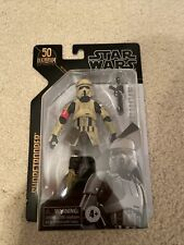 "Star Wars Black Series Archive 6"" SCARIFF SHORETROOPER figure IN STOCK"