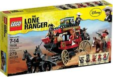 Lego 79108 The Lone Ranger Stagecoach Escape