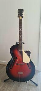 Framus Archtop Acoustic Guitar