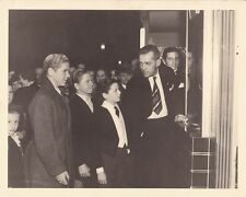 MICKEY ROONEY JACKIE COOPER FREDDIE BARTHOLOMEW W.S. VAN DYKE MGM CANDID Photo