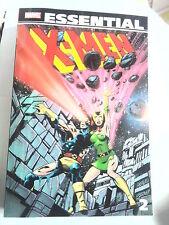 TPB ESSENTIAL X-MEN 2 (MARVEL COMICS ) Dark Phoenix saga by Byrne ! 580 pages