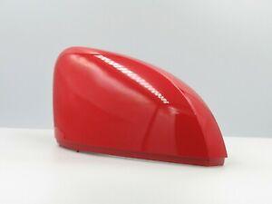 VW Polo 6R/6C Spiegelkappe links lackiert Gehäuse LP3G Flash Rot Abdeckung