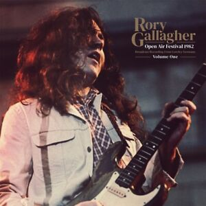 Rory Gallagher - Open Air Festival 1982: Broadcast Recording From Loreley