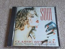This Is Soul - Classic 60's Soul Hits/ Best Of Songs - Cd Album In Great Cond