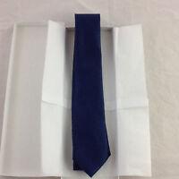 Perry Ellis Portfolio, Men's Tie, Blue, 100 % Poly, One size