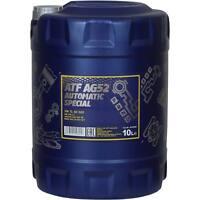 10 Liter Original MANNOL Automatikgetriebeöl ATF AG52 Automatic Special