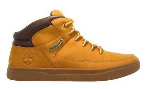 "Timberland Men's ""Davis Square Euro Sprint"" Wheat Hiking Boots Multiple Size NIB"