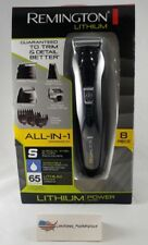 Remington Lithium PG6025 All-In-1 Grooming Kit  - Electric Razor Shaver