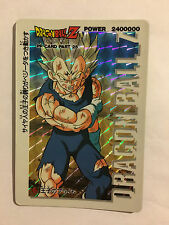 Dragon Ball Z PP Card Prism 1127