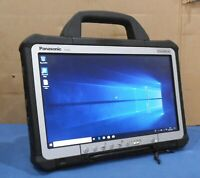 "A* PANASONIC TOUGHBOOK CF-D1 MK2 TABLET 13.3"" 8GB 500GB SSD BLUETOOTH WIN 10"